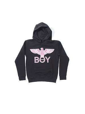 Felpe Con Cappuccio Bambina Boy London Junior GFBL183210J Autunno/Inverno