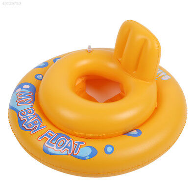 Inflatable Baby Infant Kid Child Handle Underarm Thicker Safety Pool Raft Float