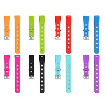Silicone Replacement Wristband Strap+Scredriver For Garmin Vivosmart HR Watch