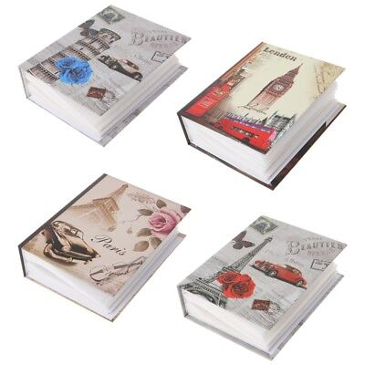 100 Pictures Pockets Photo Album Interstitial Photos Book Case Kid memory Gift