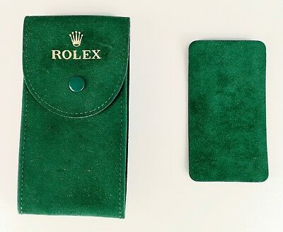 100% Authentic Rolex Watch Travel Case 50006036.64 with inlay