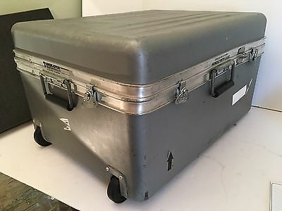 Heavy Duty Shipping Case Container 27x22x14.5 Inches Used Large