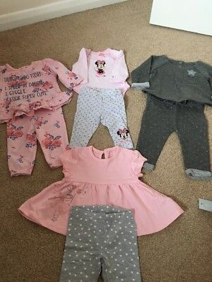 baby girls 0-3months bundle