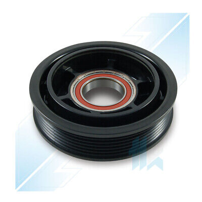 110,00 mm A//C Compressor Pulley fits Toyota Yaris 1,8 DENSO 5SER09C 6PK PV6