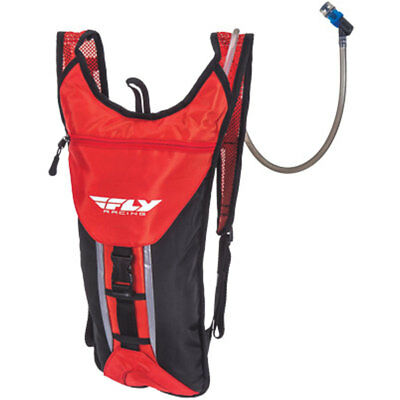 Fly Racing Hydro Pack 70 Oz. Hydration Motorcycle Backpack Red