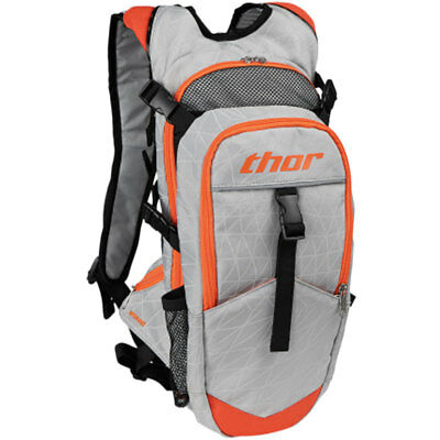 Thor Hydrant 3 Liters MX Motocross Offroad Hydration Pack Cement/Orange