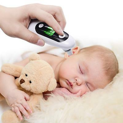 Digital Accurate Forehead Thermometer with Ear Mode, FDA Approved For Adult Baby
