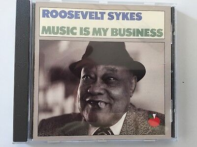 Roosevelt Sykes , Music is my business, feat. Johnny Shines, Louisiana Red