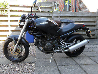 Ducati Monster Dark 600 - S reg - Excellent Cond for year