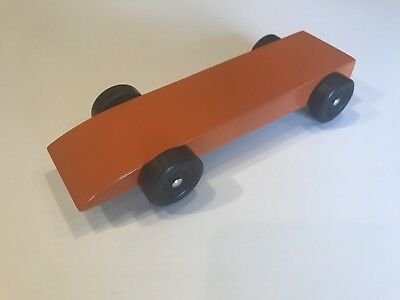 fast pinewood derby car ready to race 45 00 picclick