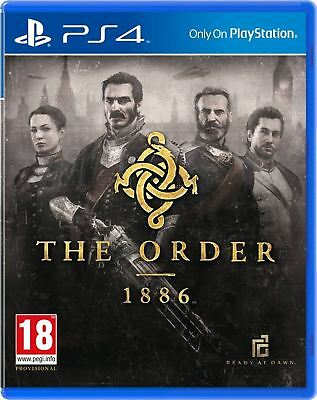 NEW AND SEALED The Order: 1886 (PS4) Playstion 4 Game