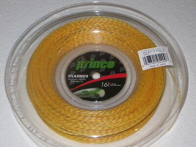 Gold Prince Synthetic Gut with Duraflex 1.30mm Reel 200 metres  JNQLD