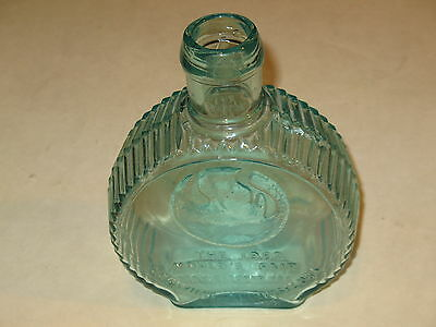 scarce 1982 WORLDS FAIR BOTTLE BANK~SMOKEY MOUNTAINS~HAND MADE~HENDERSON,NB~rare