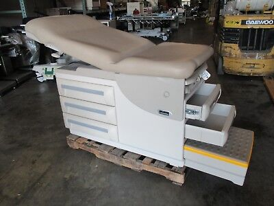 Examination Table Ritter by Midmark 604-002 Manual Used