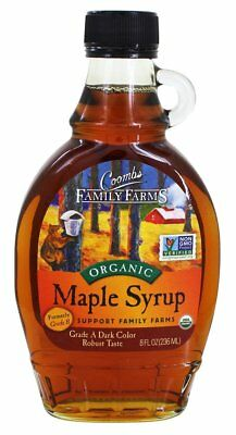 Coombs Family Farms - Organic Maple Syrup Grade A