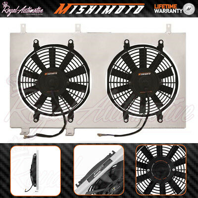 Mishimoto Performance Aluminium Radiator Fan Shroud for Nissan Skyline R32