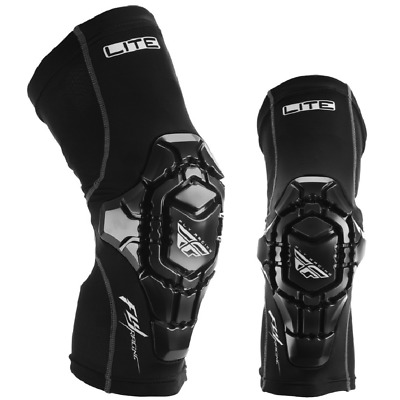Fly Racing Barricade Lite MX Motocross Offroad Knee Guards