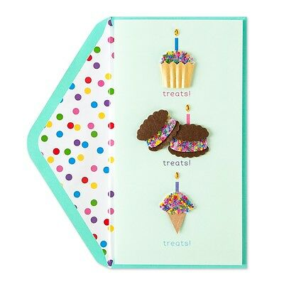 Papyrus greeting card happy birthday lots of treats adorable hand papyrus greeting card happy birthday lots of treats adorable m4hsunfo