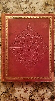 Very Old and Rare Illustrated Antique Book