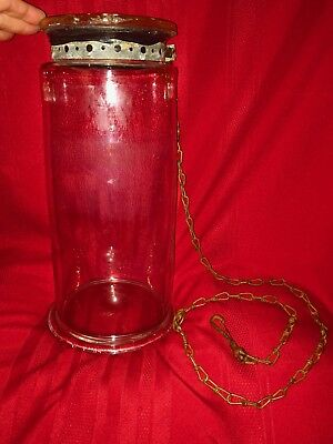 Original 1950's Sideshow Pickled Punk Medical Specimen Jar Freak Show Circus