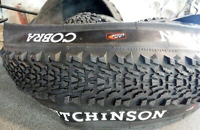 Hutchinson Barracuda Mrc Ust Tubeless 26 X 2.3 Folding Tire Bike