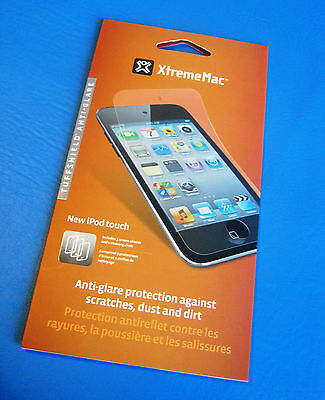 XtremeMac IPT-SM4-03 Tuffshield Anti Glare Ipod Touch 4G Protector New