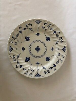 "York Town Salem China Co Dinner Plate 10"" Ironstone Olde Staffordshire England"