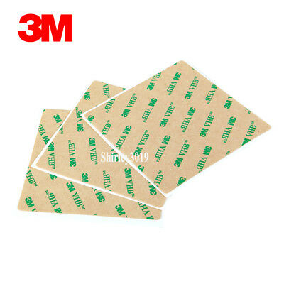 "3M VHB F9473PC ADHESIVE TRANSFER DOUBLE STICK TAPE clear 4""x4"" 10cmx10cm"