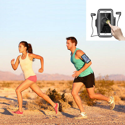 Universal Sport Running Armband Jogging Gym Arm Band Touchable Holder Bag