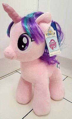 """*RARE Build A Bear My Little Pony Starlight Glimmer 15"""" With Tags Mint Condition"""