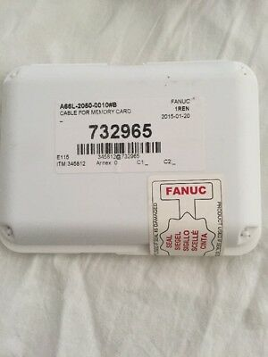 New Cable For Memory Card A66L-2050-0010#b Fanuc Id732965