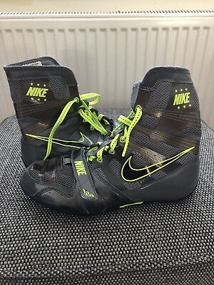 nike hyper ko boxing boots Size 10