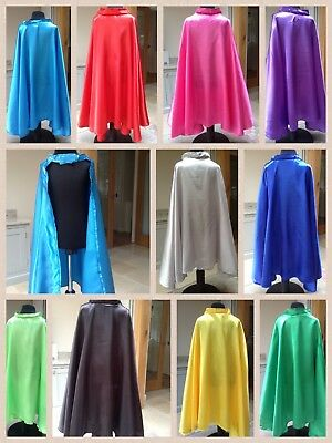 Superhero Cape Available In 11 Colours!