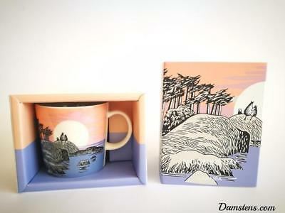 Moomins Day Moomin Mug 2018 24h Arabia Finland Tove Jansson Birthday NEW IN BOX!