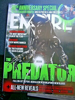 Empire Magazine August Issue 2018 (new)