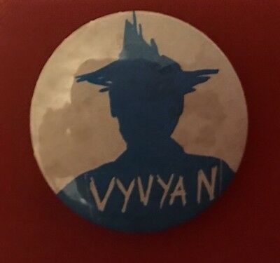 The Young Ones - VYVYAN  Vintage Badge