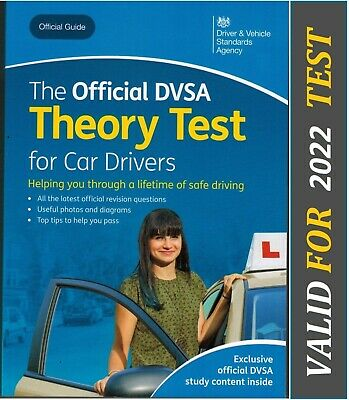 Driving Theory Test Car Drivers Book for 2020 Test & Latest Edit. ThryBk