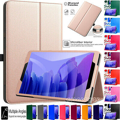 "Leather Flip Tab Stand Case Cover For Samsung Galaxy Tablet A6 10.1"" T580 T585"