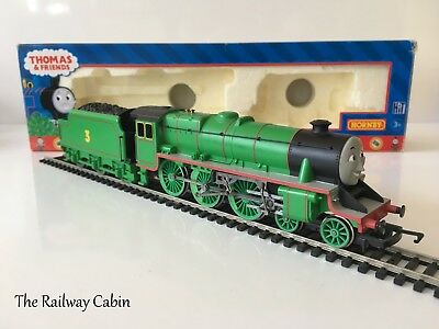 Hornby R9049 Oo Gauge Thomas Friends Henry The Green Engine Eur 110 15 Picclick Fr