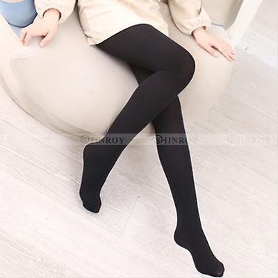 Girls Kids Tights Opaque Pantyhose Hosiery Ballet Dance Socks Candy Colors