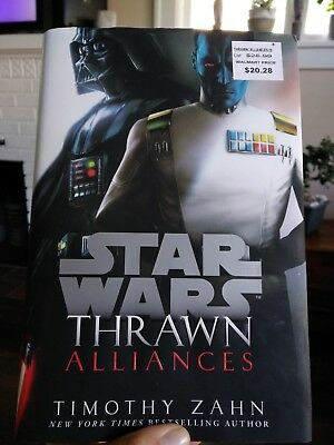 Star Wars Thrawn Alliances book