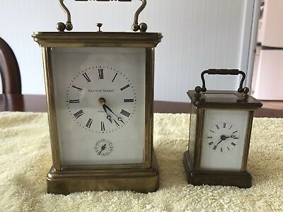 Matthew Norman Repeater Carriage Clock Model 1751