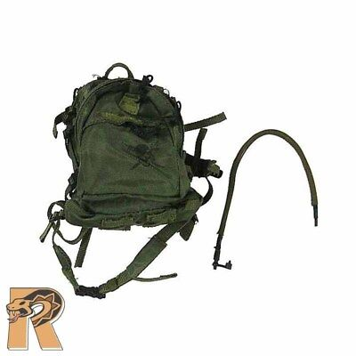 Navy SEAL Sawgunner - Backpack - 1/6 Scale - Damtoys!! Action Figures