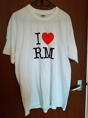 Viz comic t-shirt I ♡ ROGER MELLIE. NEW without tag size large.
