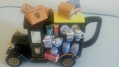 Cardew 'Ringtons Tea' Teapot... Limited Edition...No.5414 of 7500..perfect.