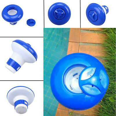 Auto-Supplier Floating Chlorine Tablet Swimming Pool Spa Chemical Dispenser Tool