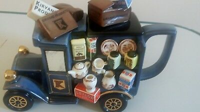 Cardew 'Kirvans Tea' Teapot..Limited Edition...No.547 of 5000..perfect condition