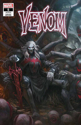 VENOM #5 Skan Variant 1st Cover Appearance of KNULL Marvel 1st Print New NM
