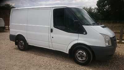 ford transit 2008 SWB low mileage 71k miles