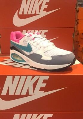 the latest 13f58 329ae Nike Air Max St Gs Chaussures De Sport Gym Chaussures Jr Femme Fille 654288  100